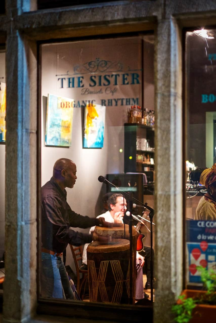 The Sister's agenda : Check scheduled events at The Sister Brussels Café