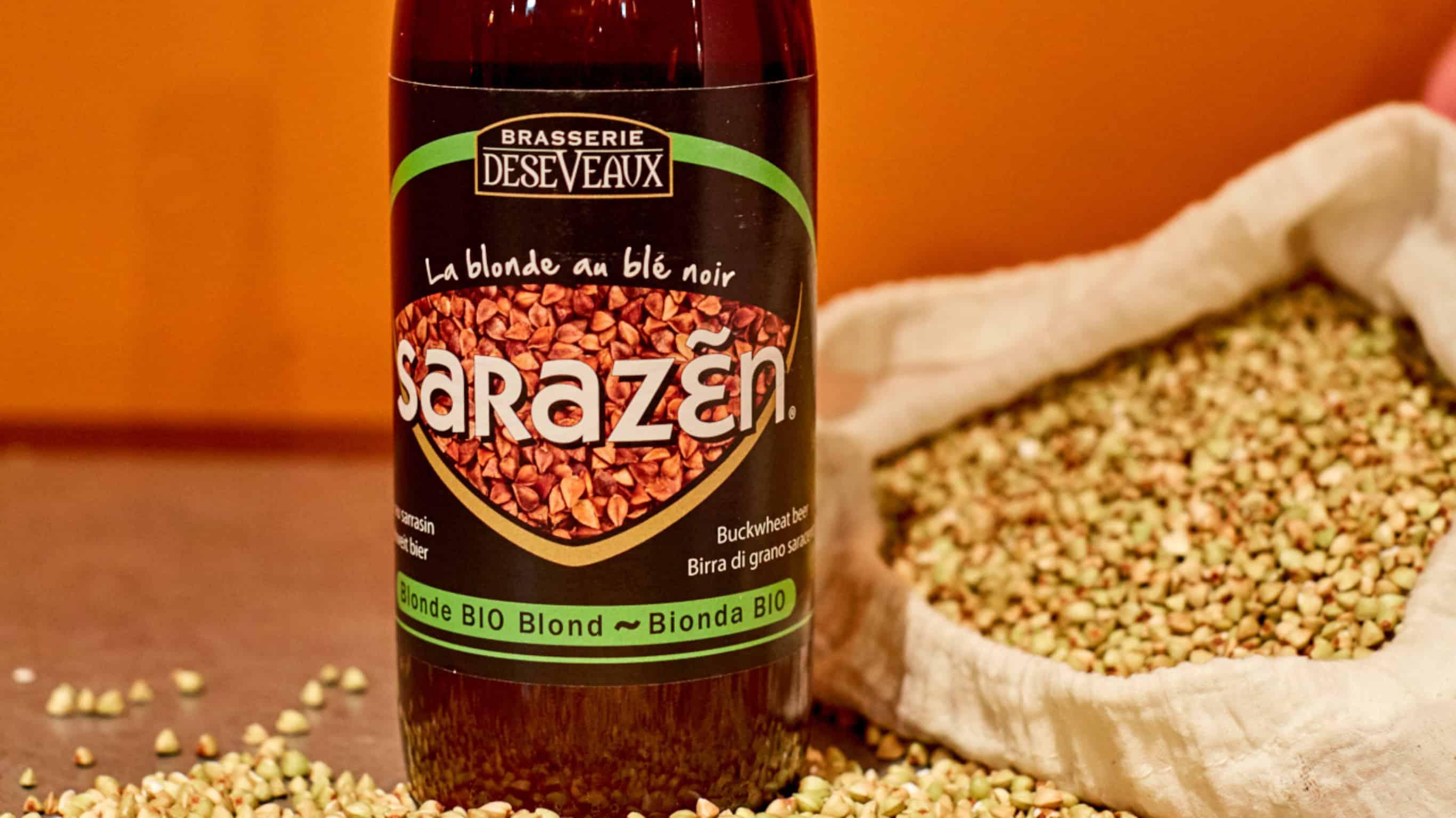 Organic beer - Sarazen