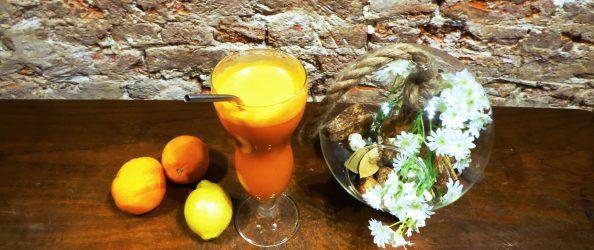 Orange juice Brussels
