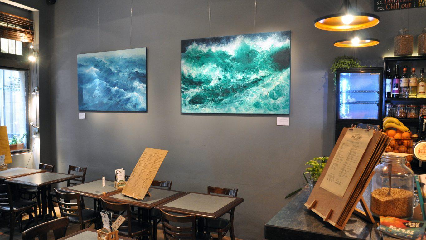 Hector Villarroel exhibition