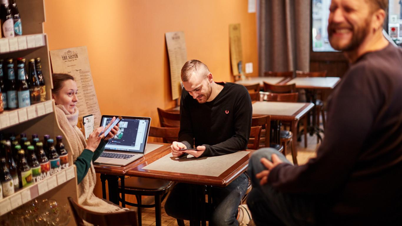 The Sister Brussels Café